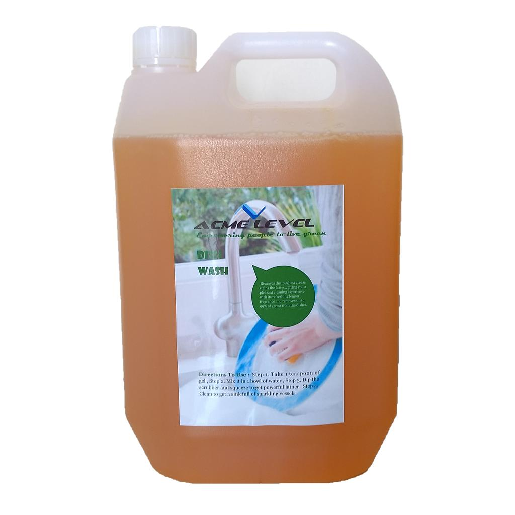 Dish Wash Liquid 5 LTR