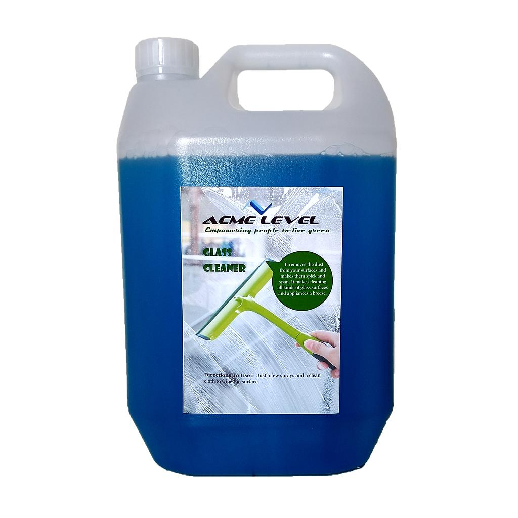 Glass Cleaner 5 LTR